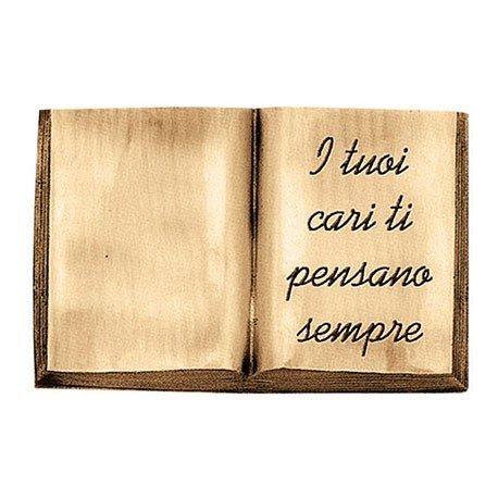 Livro Terreno cm. 40x26