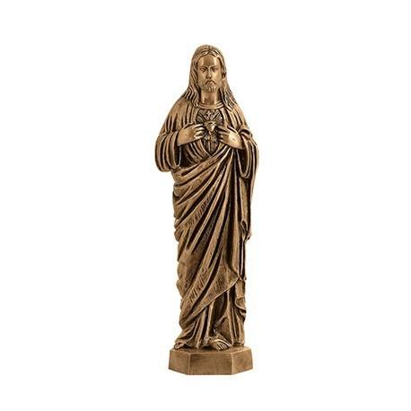 Estátua Sagrado Coração de Jesus